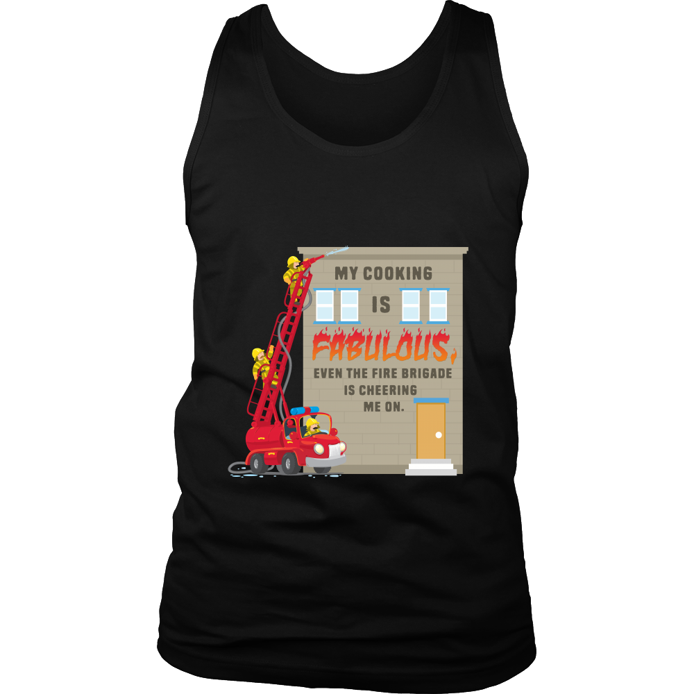 Classic Unisex Tee - My Cooking is Fabulous