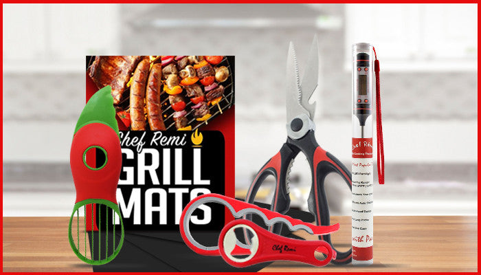 Chef Remi Super Bundle 2