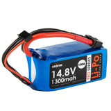 Storm 14.8V 1300mAh Pro Series Li-Po Battery