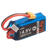 Storm 14.8V 1000mAh Pro Series Li-Po Battery