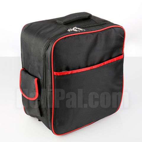 Storm Backpack for Phantom 4 (Black and Red)
