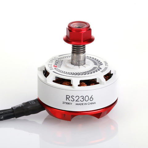 Emax RS2306 White Edition RaceSpec Motor - Cooling Series (2750kv)