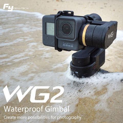 Feiyu WG2 Wearable Gimbal for GoPro 4 / 5 / Session (3-Axis)