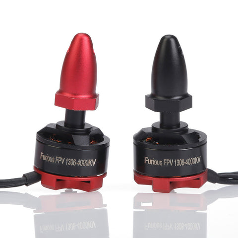 FuriousFPV 1306 Brushless Motor (4000kv / 2pcs)