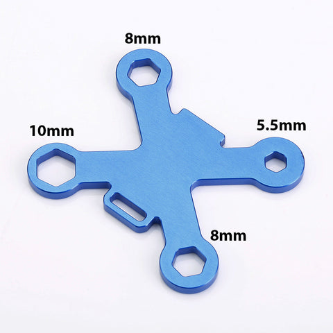 3-in-1 Multi-nut Tool (10mm / 8mm / 5.5mm)