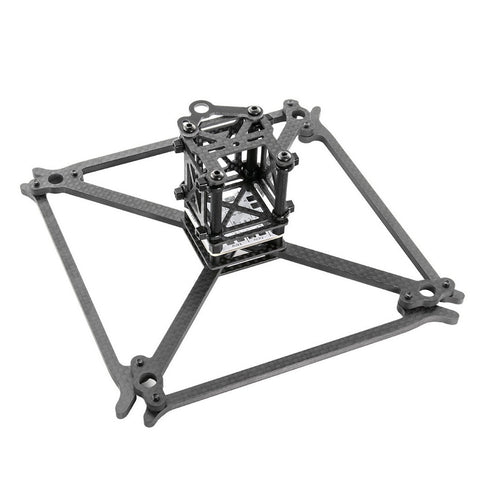 Lumenier QAV-ULX Ultra Light Racing Quadcopter Frame Set (5