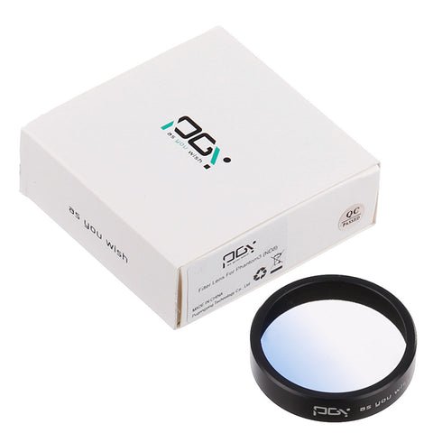 PGY-Tech Filter Lens for P3 / P4 (Gradual Blue)