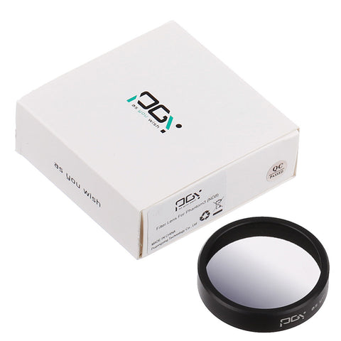 PGY-Tech Filter Lens for P3 / P4 (Gradual Grey)
