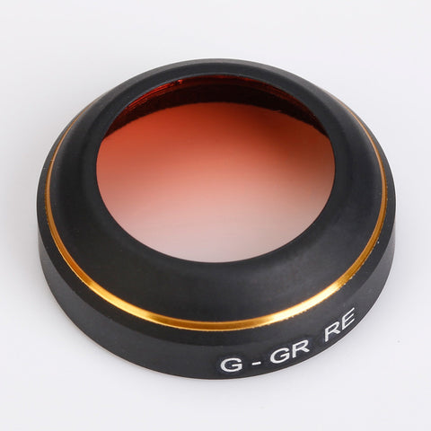 PGY-Tech Filter Lens for DJI Mavic (Graduated Red)
