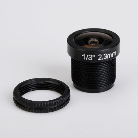 RunCam RC23 Camera Lens (1/3 inch / 12mm Dia. / 2.3mm / 150° )