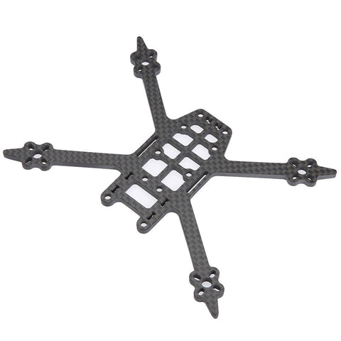 Moby-X3-001 Main Frame Plate (4mm)
