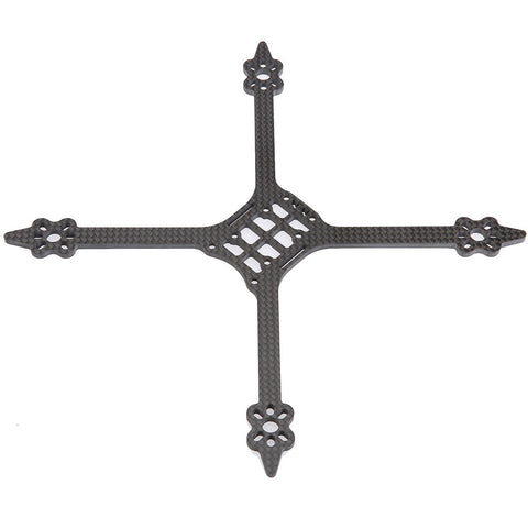 Sirio-X4-001 Main Frame Plate (4mm)