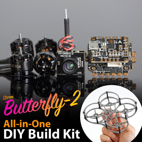 STORM Racing Drone (DIY Kit / Butterfly-2)