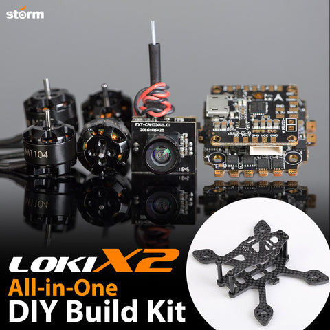 STORM Racing Drone (DIY Kit / Loki-X2)