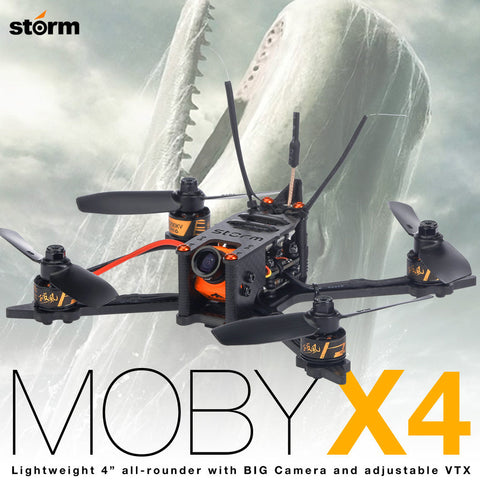 Moby-X4 (STORM Racing Drone)