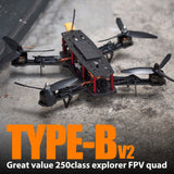 Type-B-V2(STORM Racing Drone)