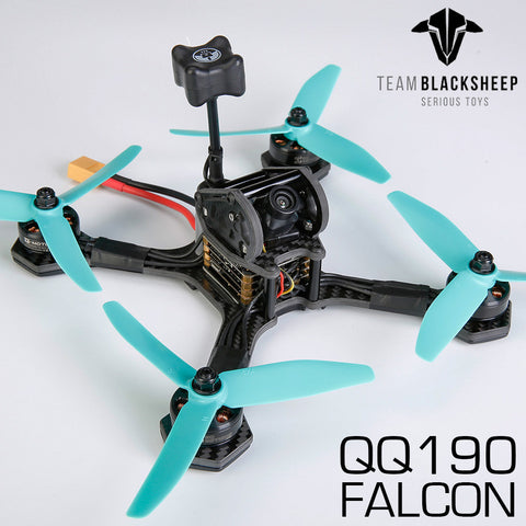 TBS Quad Question QQ190 FPV Racer (BNF)