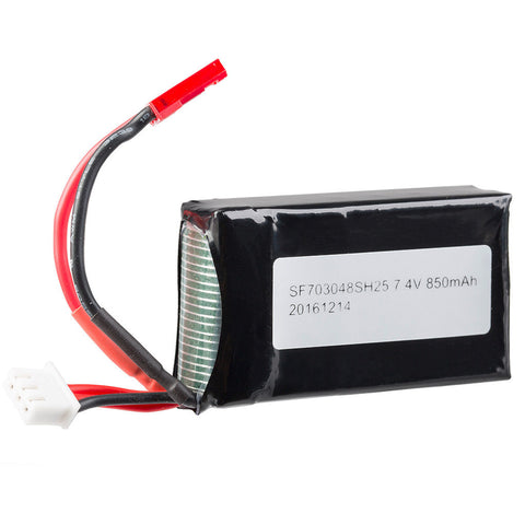 Rodeo110-Z-21 7.4V 850mAh 25C (2S) LiPo battery