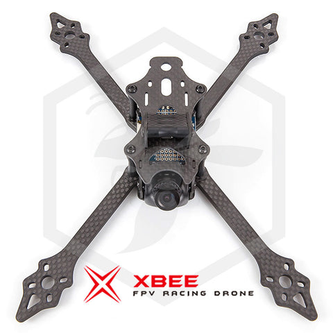 XBEE-SR 220mm FPV Racing Kit (Titanium Screws)