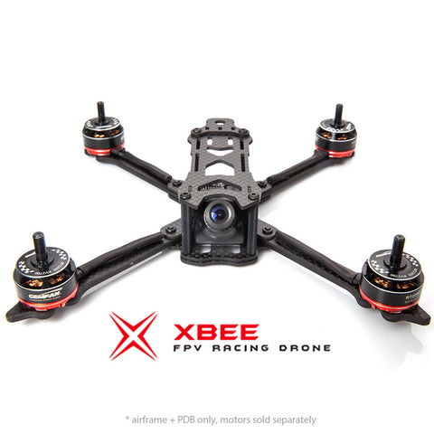 XBEE-X V2 220mm FPV Racing Kit (Titanium Screws)