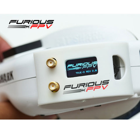 FuriousFPV True-D Diversity Receiver (Firmware 2.0)