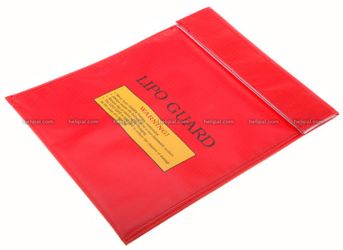 Li-Po Battery Safe Bag (Larger)
