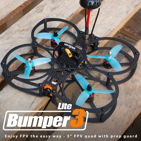 STORM Racing Drone (Bumper-3 Lite / with RC Tx)