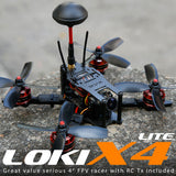 STORM Racing Drone (Loki-X4 Lite / with RC Tx)