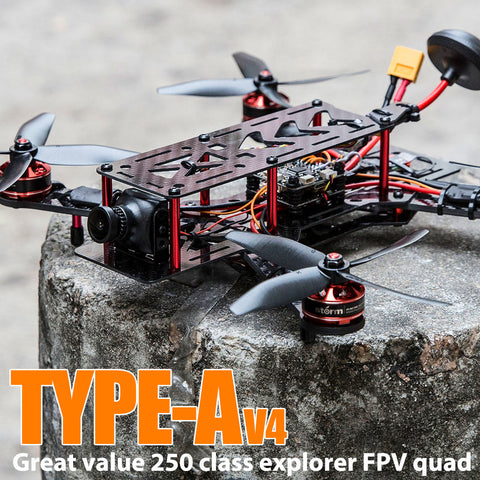 STORM Racing Drone (Type-A V4)