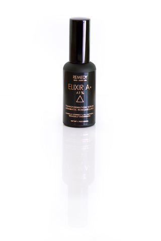 ELIXIR A - 1% RETINALDEHYDE PRESCRIPTION STRENGTH ORGANIC VITAMIN A - REMEDY S+B Advanced Naturopathic Beauty