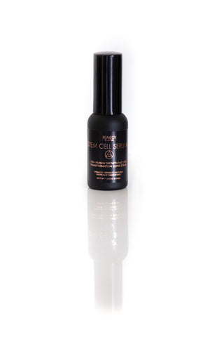 STEM CELL SUPER SERUM - COLLAGEN BOOSTER WITH GROWTH FACTORS & PEPTIDES - REMEDY S+B Advanced Naturopathic Beauty