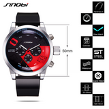 Quartz Waterproof Wrist Watch