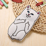 Funny iPhone Cat Case