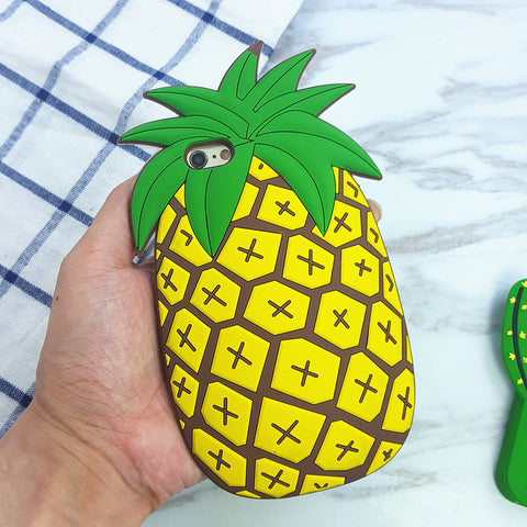 Pineapple-Cactus Case
