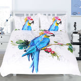 Parrot Bedding Set