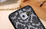 Floral Case For Samsung Phones
