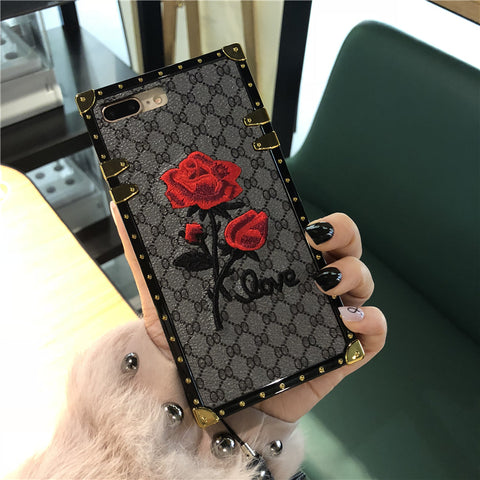 Rose Luxury Case
