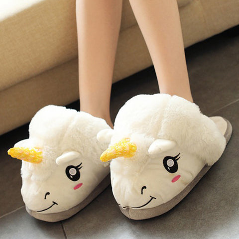 Cute Warm Slippers
