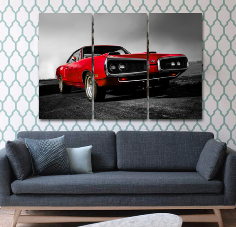 Limited Vehicle Canvas