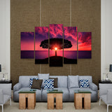 Tree Landscape Canvas