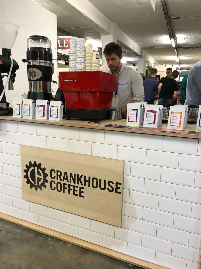 Reflections on London Coffee Festival 2017
