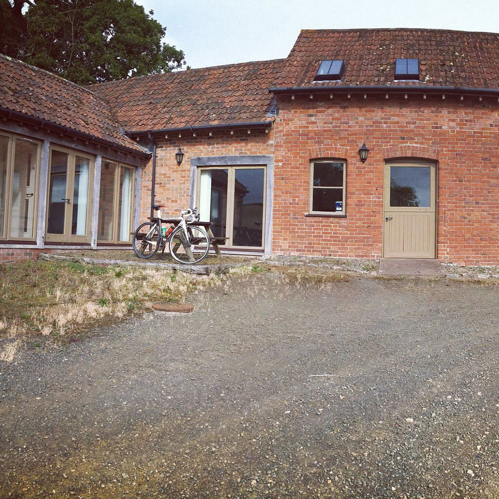 New roastery location and Tour of Britain feedzone