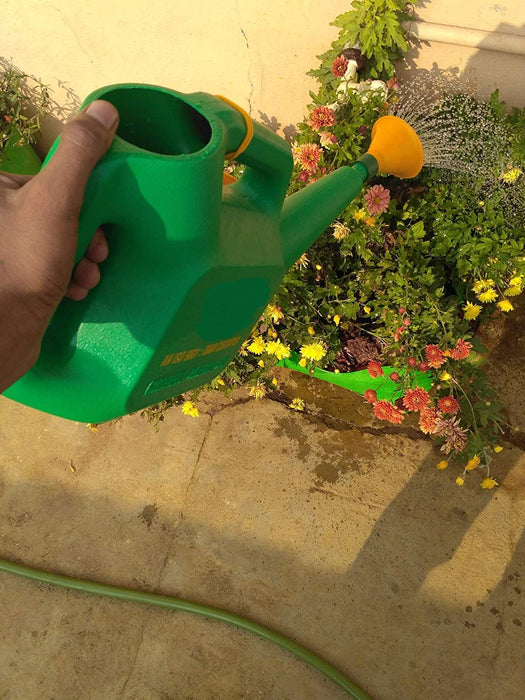 5 liters Seedling Water Sprinkler Can - Casa De Amor Organic Gardening India