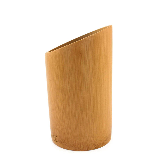 Bamboo Kitchen Cutlery Holder- 1 Piece