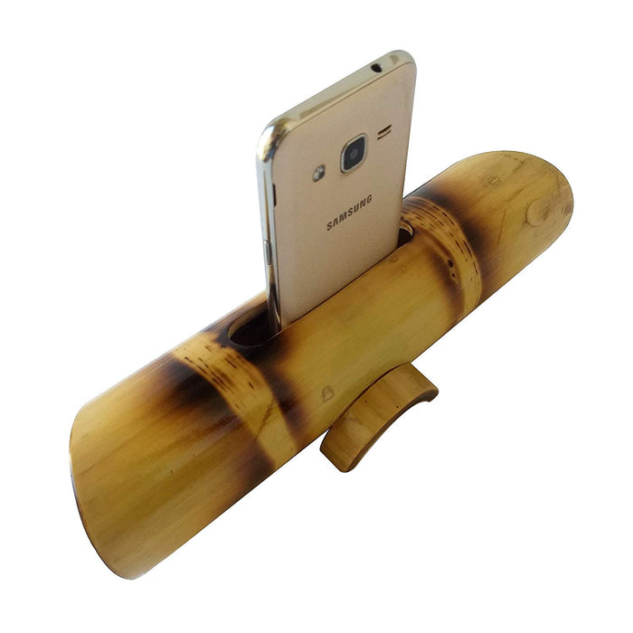 Bamboo Mobile Stand-10.5 Inch
