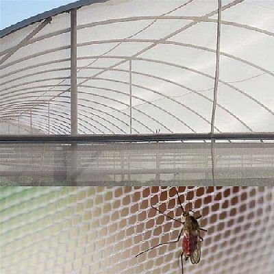 Casa De Amor Mosquito Bug Insect Bird Net Barrier Garden Netting For Protect Your Plant Fruits Flower (Insect Proof Net)- 5 x 20 feet