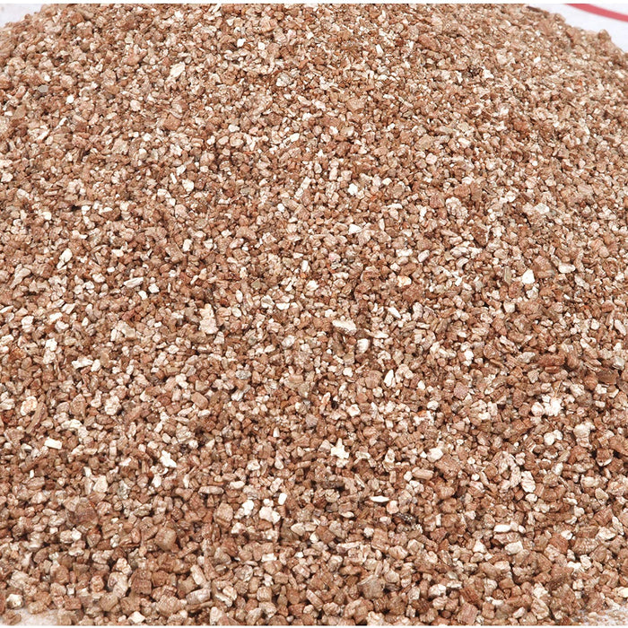 Vermiculite for Gardening & Hydroponics, Safe Natural Soil Conditioner for Better Root Growth
