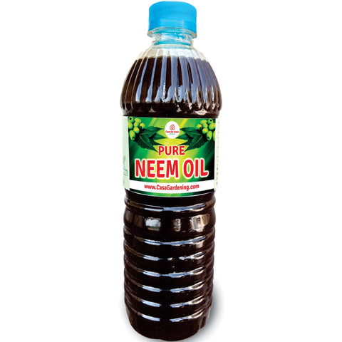 Pure Neem Oil 500ml