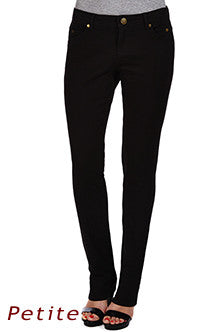 "VERA | Straight | BLACK | 30"" Leg RUBY LONDON - DENIM - JEANS - DESIGNER - BAMBOO - ORGANIC - RubyLondon"