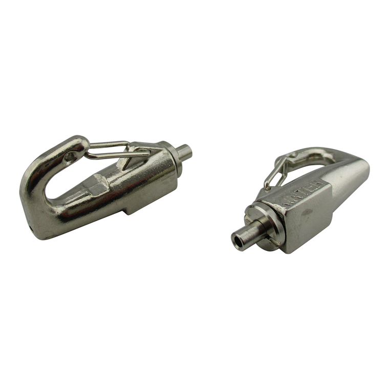 Self-Lock Cable Snap Hook